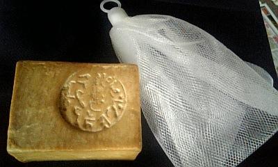 アッポレの石鹸